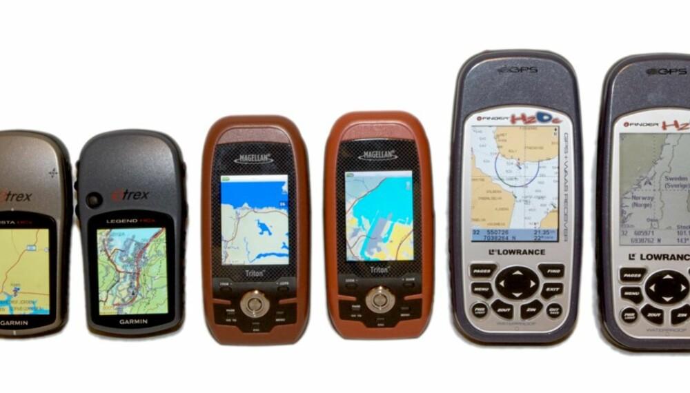 RIMELIG OG BRA: Disse GPS-ene har kartløsning, samtidig som de ligger på nesten halv pris av toppmodellene.
