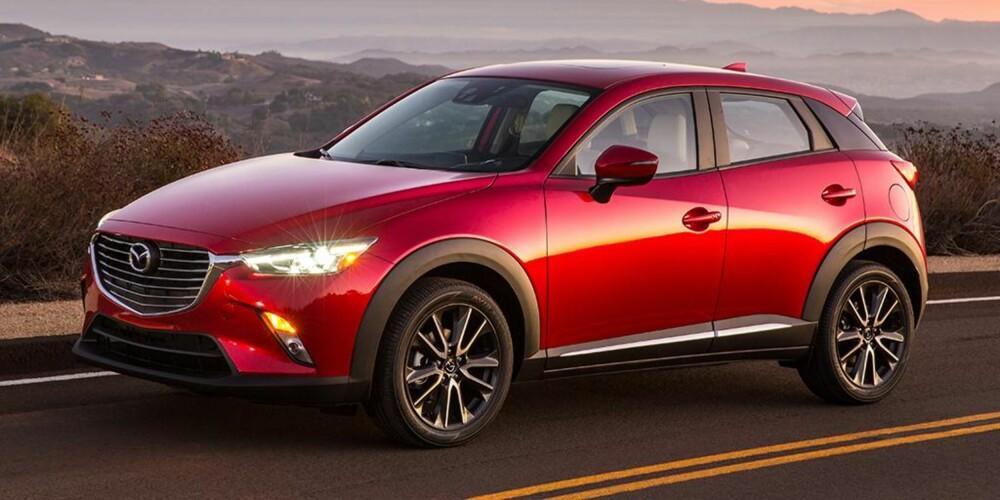 Maxda CX-3. FOTO: Mazda