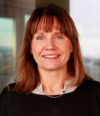 EKSPERT: Avdelingsdirektør Henriette Øien i Helsedirektoratet, avdeling forebygging i helsetjenesten.