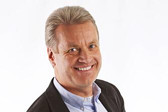 SJEF: Markedssjef i Askeladden, Leif Bergaas, lover at kvaliteten blir den samme når landets største båtbygger flytter produksjonen sin til Polen.