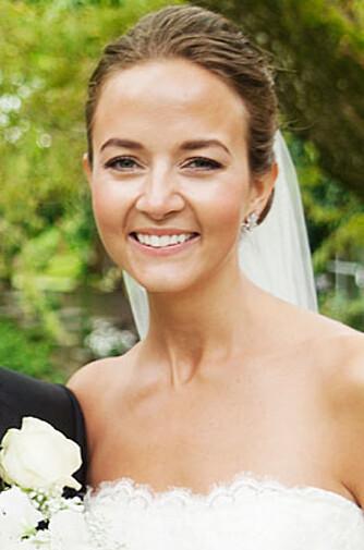 BRYLLUPSEKSPERT: Charlotte Lovise Morits er redaktør i Ditt Bryllup.