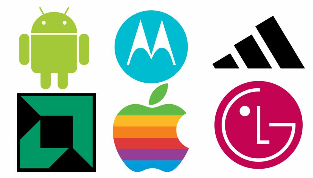 Hvor god er du til å gjenkjenne logoer? Greier du plassere noen av disse?