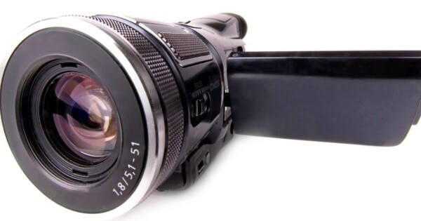 test hd videokamera med minnekort lyd og bilde. Black Bedroom Furniture Sets. Home Design Ideas