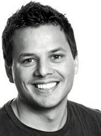Charles Michelson, informasjonsmedarbeider i Ikea.