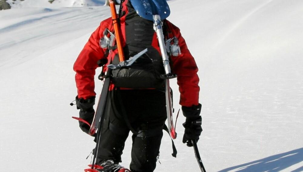TOPPTUR: En toppturski må ha bra innsving og være torsjonsstiv/ vridningsstiv. Lengdestivhet bør tilpasses både ferdighetsnivå, type terreng, hastighet og type snøforhold en bruker skiene mest i.