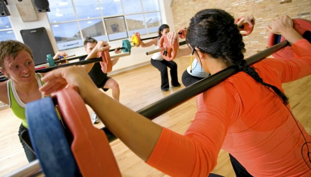 MUSKLER: Vi gir deg ekspertenes beste råd for å bygge muskler - i riktig rekkefølge.