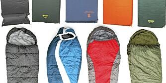 TEST: Villmarksliv og Tungen tester soveposer og liggeunderlag til en rimelig penge.