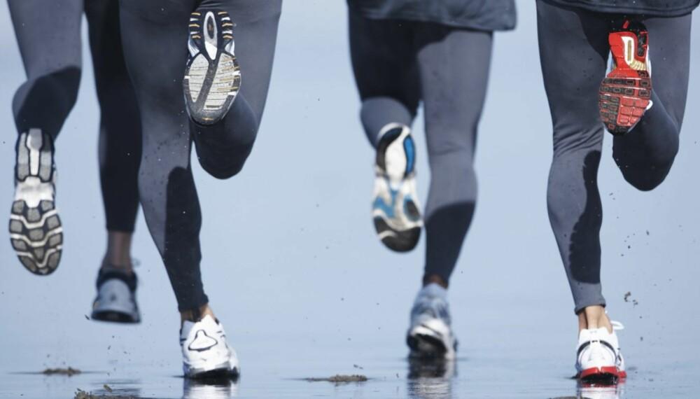 TEST AV LØPESKO: De viktigste egenskapene for en mengdetreningssko er støtdemping, stabilitet, passform og løpsfølelse.
