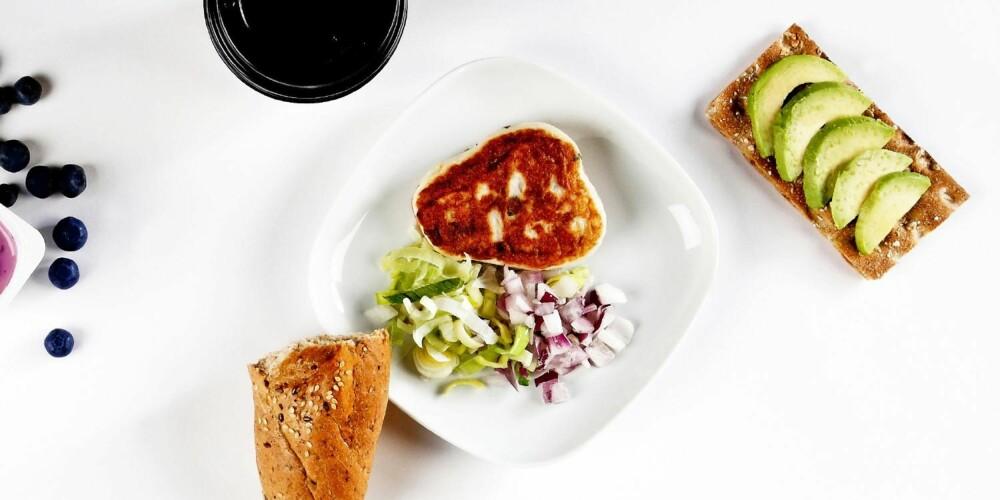 I FARTA: Mellommåltider gir deg viktig energi mellom de større måltidene.