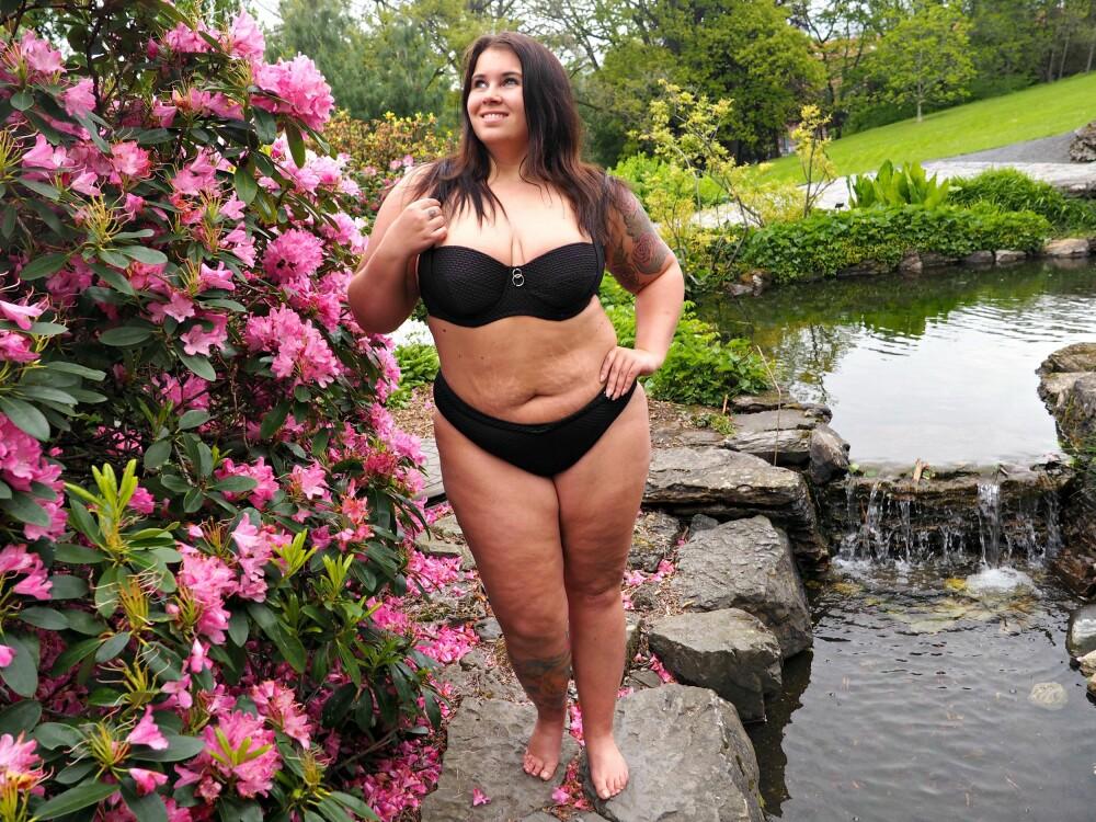 NYT SOMMEREN: Det er ingen skam å ønske å se bra ut i bikini, men det er en skam om du lar hva andre kanskje måtte tenke om deg hindre deg i å leve livet ditt.