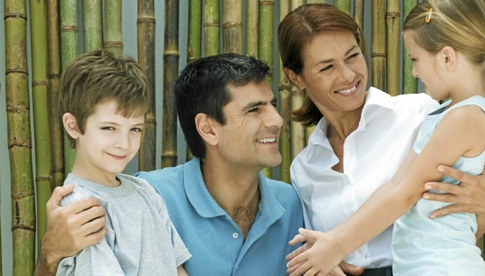TIPS: Her får du våre beste tips til hvordan du kan bli en god forelder.