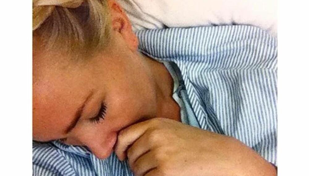 DEN VONDE BESKJEDEN: For to måneder siden fortalte legen Thea Steen at hun har fått livmorhalskreft.