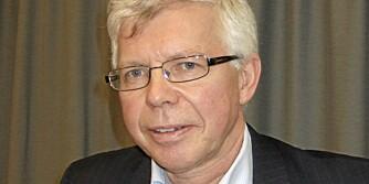 Professor Rune Blomhoff har ledet arbeidsgruppen som har laget de nye nasjonale kostrådene.