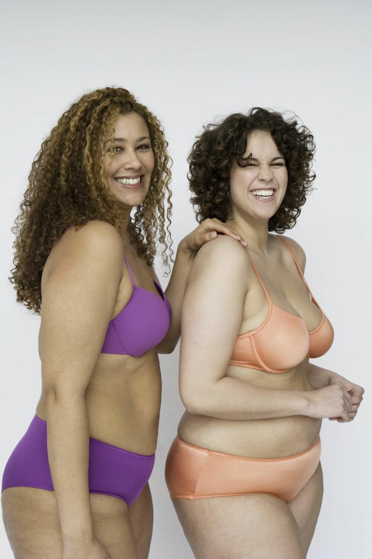 ALLE SLAGS KVINNER: - Det er stadig mer vanlig å hylle kvinner uansett størrelse, alder eller etnisk bakgrunn, men kan vi ikke hylle dem fordi de er smarte og flinke, ikke for utseendet, undrer Lori Day.