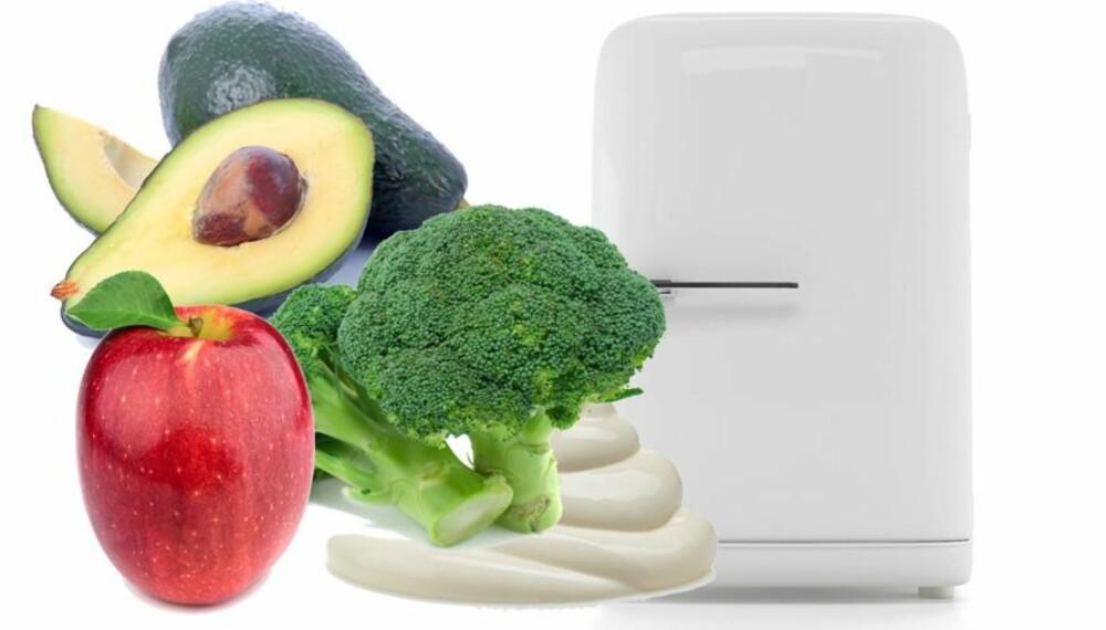 SUNNE MATVARER: Ernæringsekspertene ShapeUp har snakket med er opptatt av at matvarene skal være både sunne og gode.