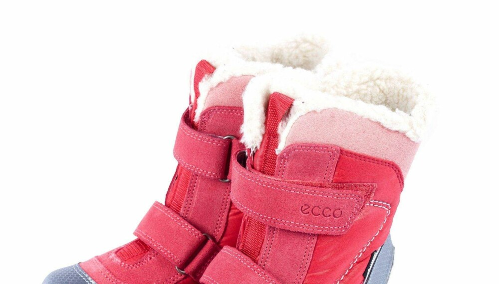 c91a8914 test av vintersko 2016. Ecco Blom Hike Infants