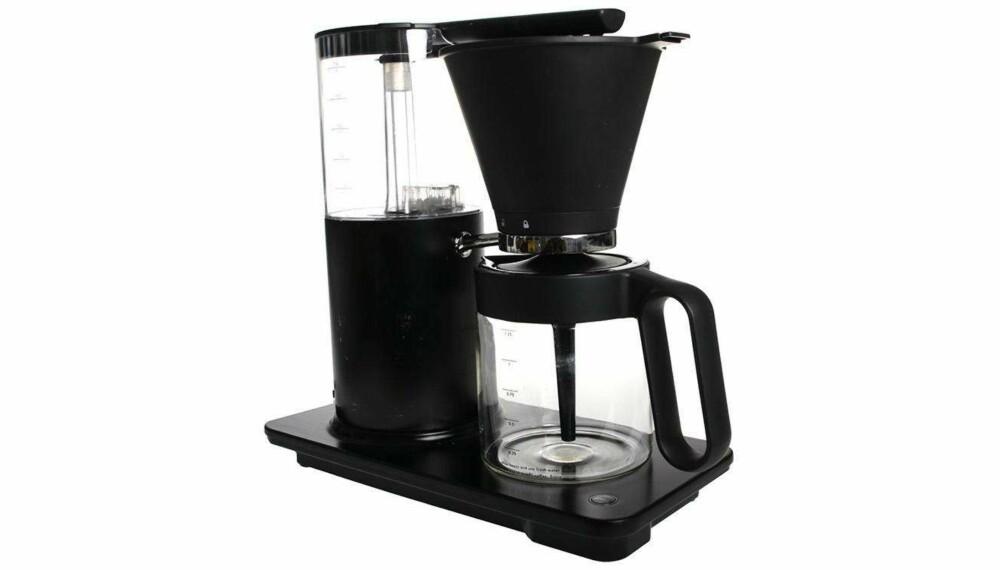 Test av kaffetraktere: Wilfa Svart Optimal