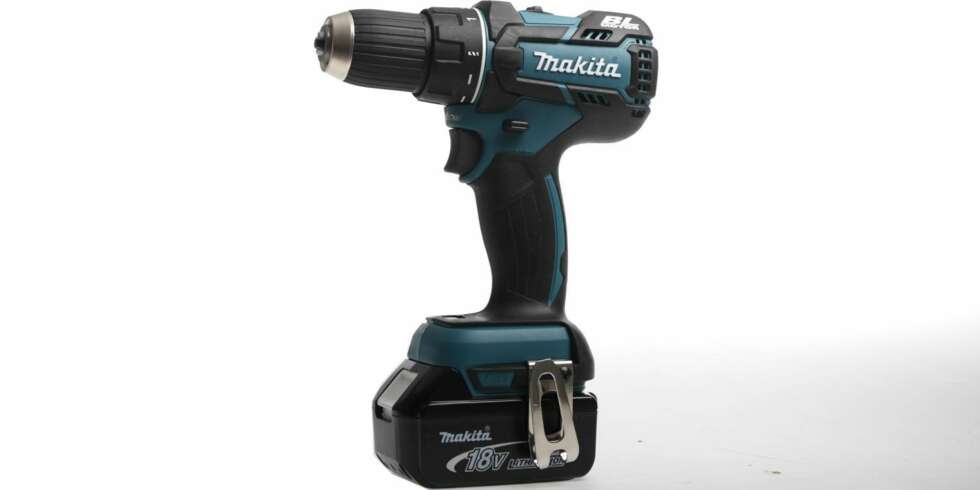 Test: Makita DDF480RMJ