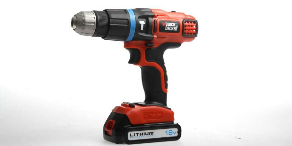 Test: BLACK&DECKER EGBL188KB-QW