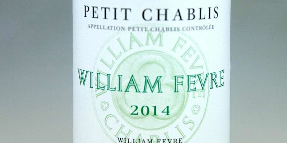 GOD TL TORSK: William Fèvre Petit Chablis. FOTO: Arnie Stalheim