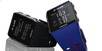 TO VERSJONER: V800 finnes i blå og svart.
