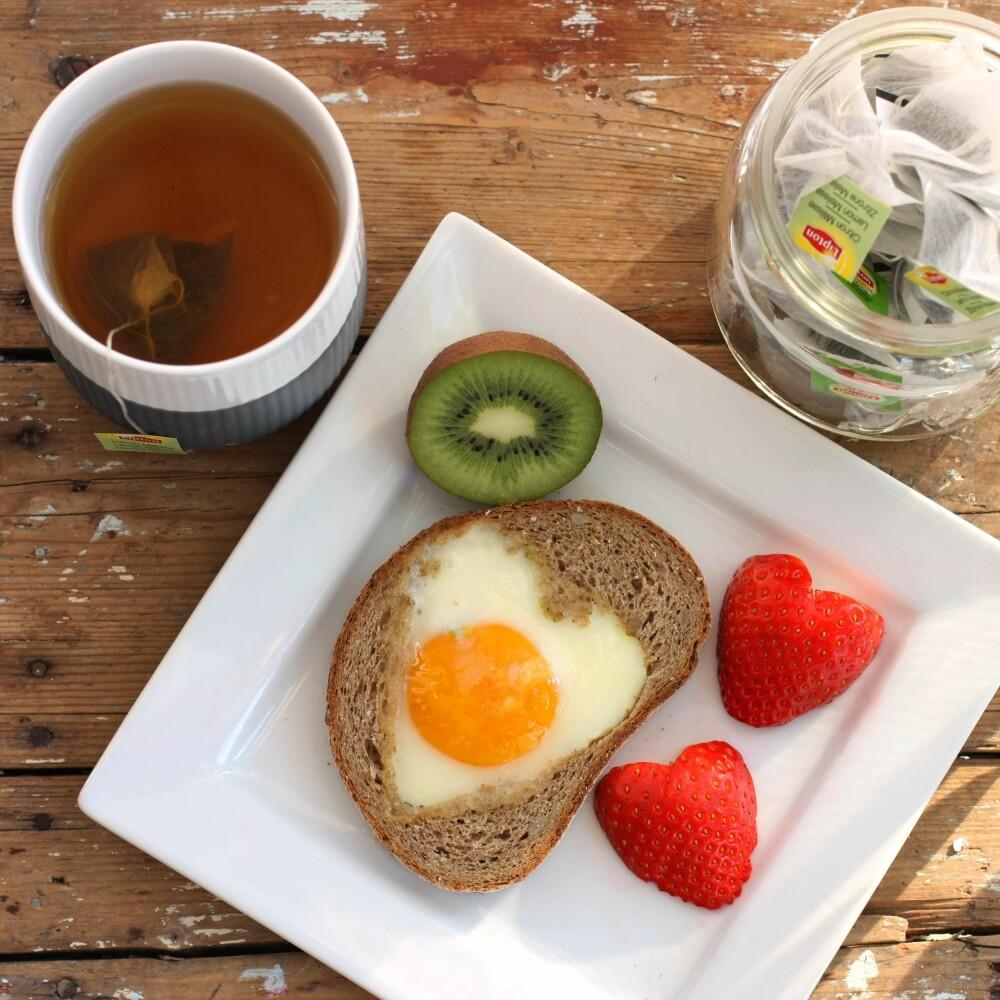 EGG: Speilegg, kokt egg, omelett eller eggerøre. Det finnes utallige måter å tilberede egget på, så det er ingen grunn til å droppe egget.