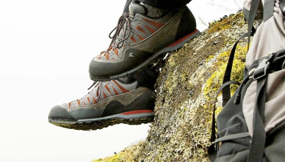93bd664c TURSKO: Vi har testet 15 aktuelle sko for fjellet.