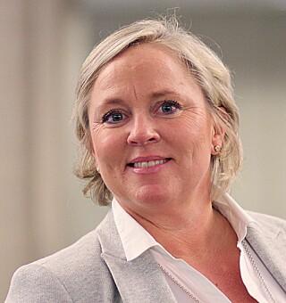 Regional manager Lena Jensen