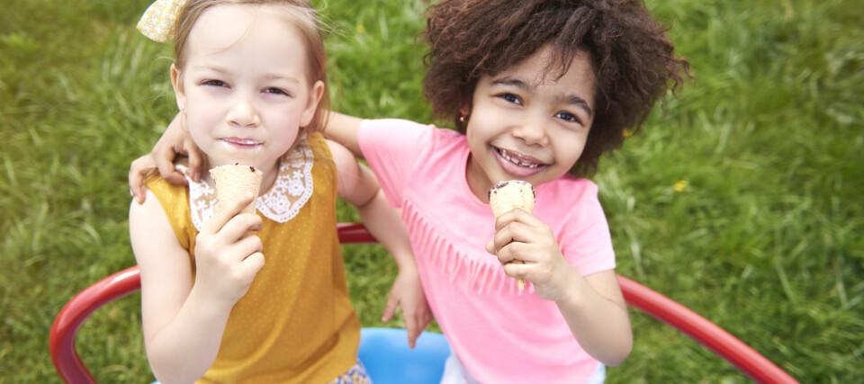 EMPATI HOS BARN: For å lære empati må barnet selv forstå sine egne følelser. Foto: Gettyimages.com.