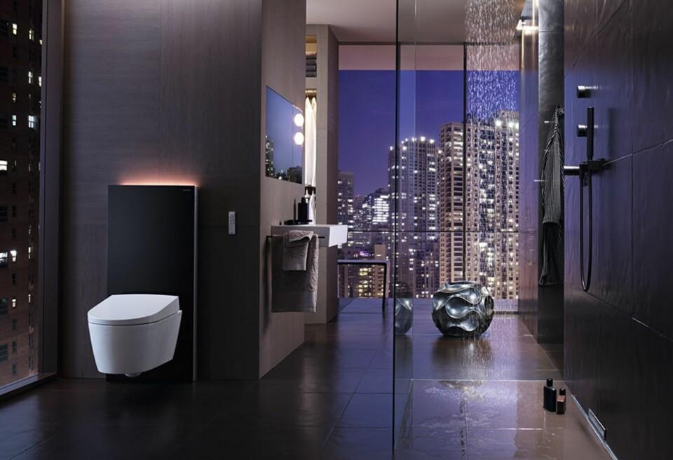 Gjør baderommet til ditt private spa.
