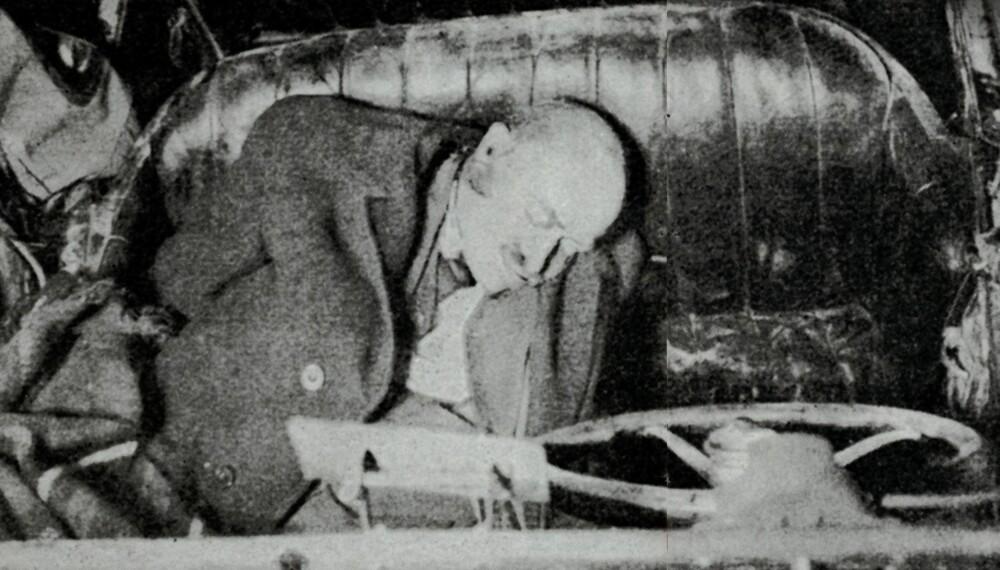 Edvard Rustad ble funnet drept i sin egen bil. Foto: vimennpluss.no