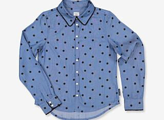 En denimskjorte er aldri feil.