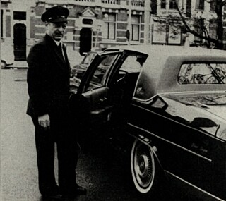 Heinekens trofaste sjåfør, Ab Doderer. FOTO: www.vimennpluss.no