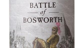 GODT KJØP: Battle of Bosworth Puritan Shiraz 2016. Foto: Vinmonopolet