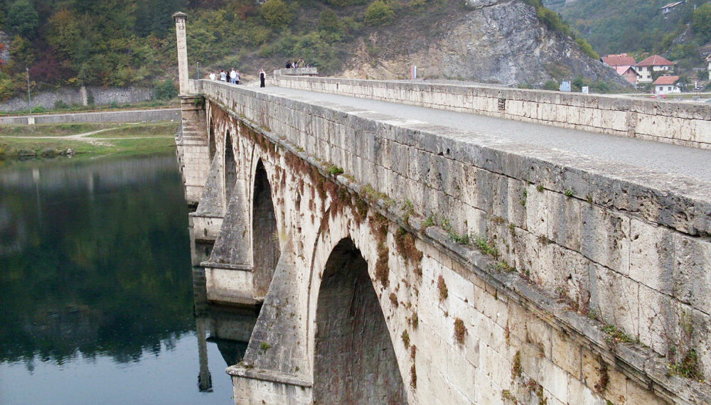 Broen over Drina.