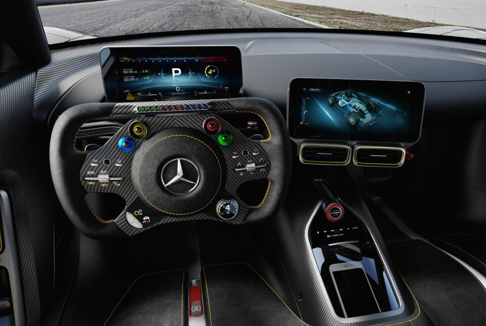 AMG: Rimelig hi-tech-