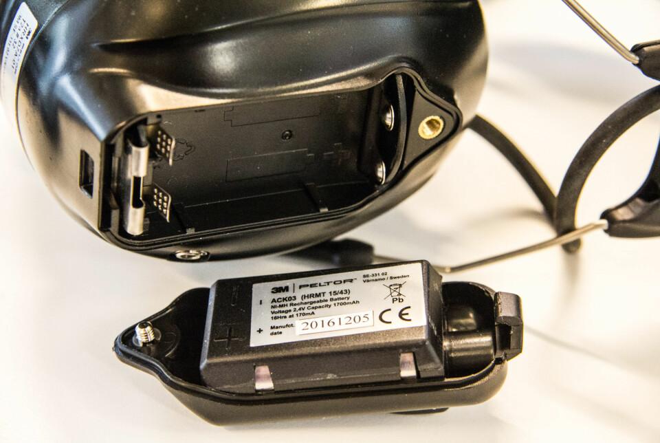 Ekstra Test av 3M PELTOR DAB+ | HRXD7A-01 | Hørselvern med DAB+ radio WO-07