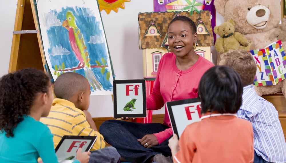 KLAGE PÅ BARNEHAGE: Det finnes ulike regler på hvor og hvordan du skal klage til barnehagen. Men klage, det kan du. FOTO: Getty Images.