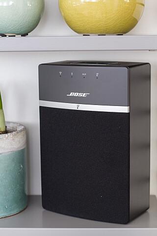 BEST: Med seks programmerbare knapper er brukervennligheten til Bose Soundtouch svært god.