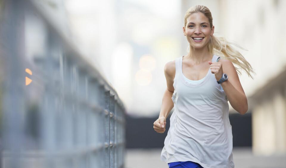 LØPEPROGRAM NYBEGYNNER: Er du nybeygnner på løping og har lyst til å bli glad i å løpe, kan du følge disse enkle øktene vi gir deg her. FOTO: Getty Images.