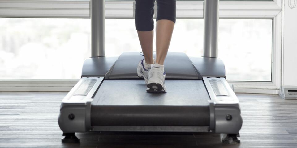 KJØPE TREDEMØLLE: Trenger du en tredemølle du kan løpe intervaller og maraton på, eller holder det med en sammenleggbar tredemølle? Foto: Gettyimages.com.