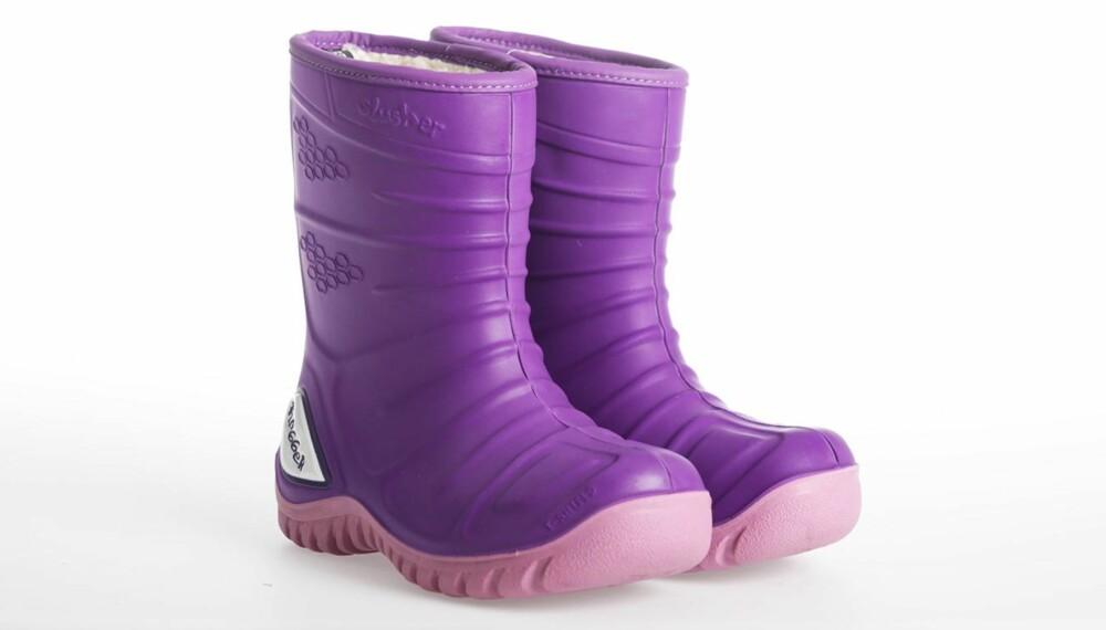 Test av termostøvler for barn: ShoeDay