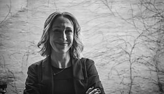 YTRINGSFRIHET: - Hetsen mot kvinner på nett er en direkte trussel mot demokrati og ytringsfrihet, sier Linn Winsnes Rosenborg. FOTO: Andrea Rosenborg