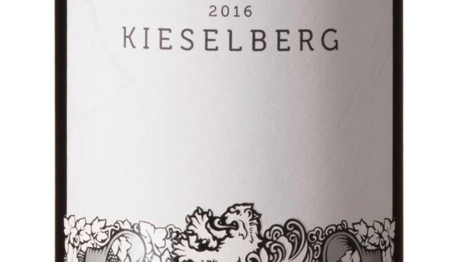 GODT KJØP: Von Buhl Kieselberg Deidesheim Riesling GG 2016. Foto: Vinmonopolet