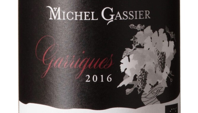 GODT KJØP: Gassier Garrigues 2016. Foto: Vinmonopolet