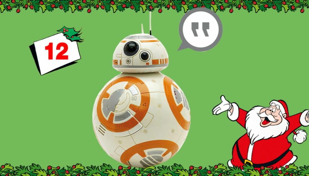 BB-8 interaktiv snakkende Star Wars-figur!