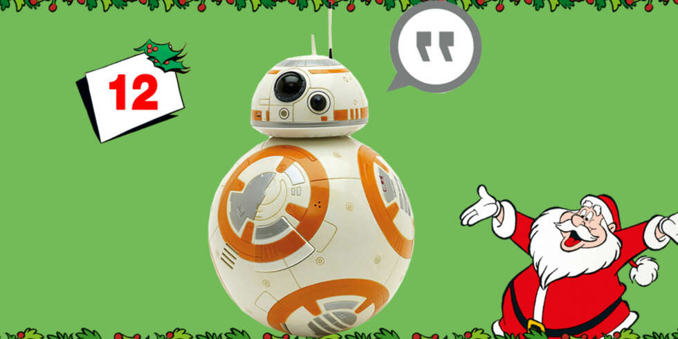 BB-8 interaktiv snakkende Star Wars-figur!
