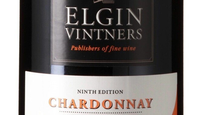 GODT KJØP: Elgin Vintners Chardonnay 2016. Foto: Vinmonopolet