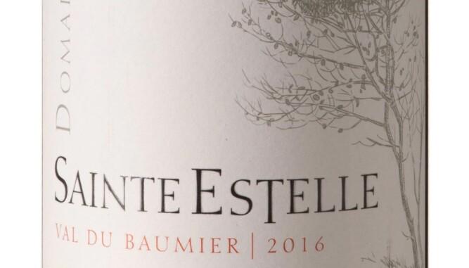 GODT KJØP: Dom. Sainte Estelle Val du Baumier 2016. Foto: Vinmonopolet