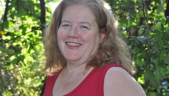 JORDMOR: Siri von Krogh, redaktør i altformamma.no, har hjulpet tusenvis av gravide. FOTO: altformamma.no